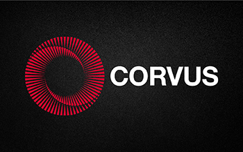 Logo for CORVUS